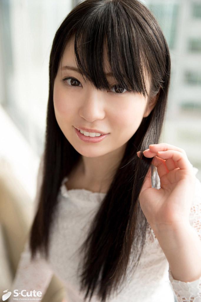 S-Cute 395 Miyu #4 ねちっこい攻めにヨダレたらして感じちゃうH