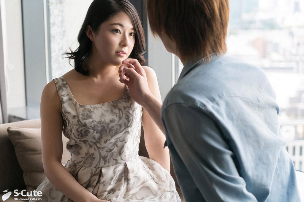 S-Cute 549 Wakaba #1 ほがらか美女のフェロモン溢れるセックス[★]